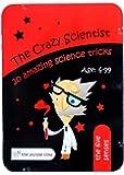 The Purple Cow Crazy Scientist Science Tricks Card Set - The Five Senses