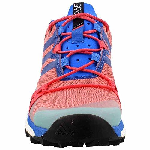 Adidas Terrex Agravic Running Mujer Super Blush / Ray Blue / Vapor Pink