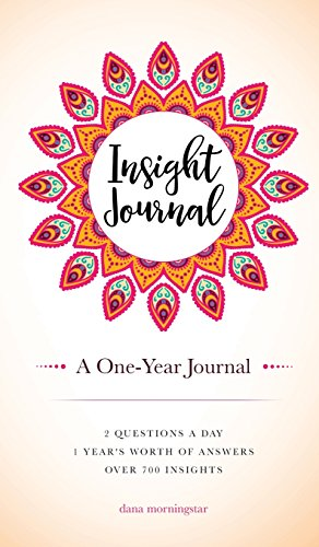Insight Journal: A One-Year Journal by Morningstar Media