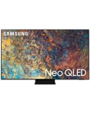 SAMSUNG 55-inch Class QN90A Series – Neo QLED 4K Smart TV with Alexa Built-in (QN55QN90AAFXZA, 2021 Model)