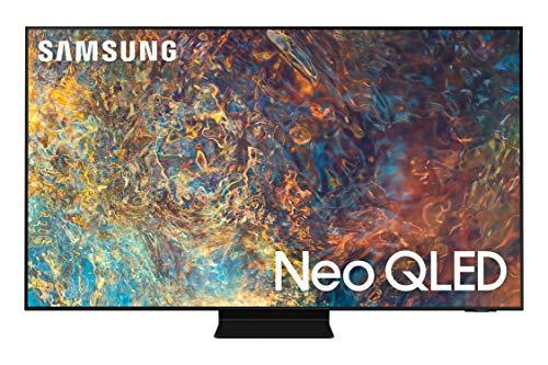 SAMSUNG 65-inch Class QN90A Series – Neo QLED 4K Smart TV with Alexa Built-in (QN65QN90AAFXZA, 2021 Model)