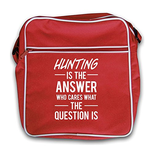 Answer Bag Is Flight Hunting The Red Retro Hunting Red Is q0wEII