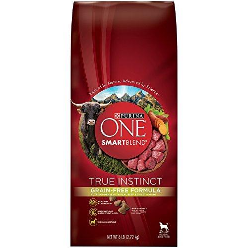 Purina One 178328 0.66 oz One Smrtblend Grain Free Beef & SW