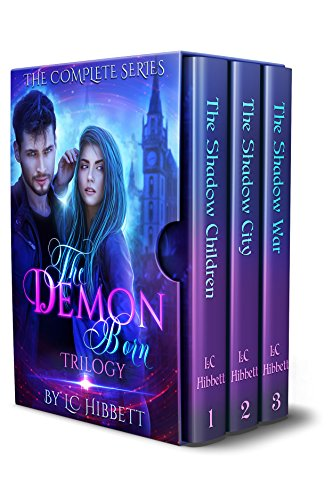 The Demon-Born Trilogy: (Complete Paranormal Fantasy Series) (English Edition)