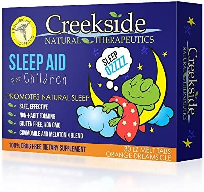 Creekside Natural Therapeutics Children's Sleep Aid