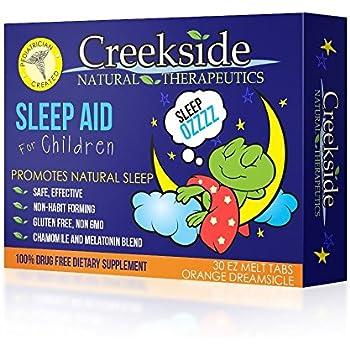 Creekside Natural Therapeutics Children S Sleep Aid
