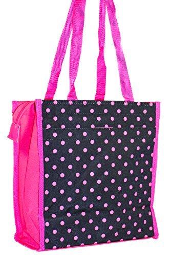 Pink Zippered - 3