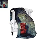 Best Better Homes and Gardens Table Lamps - Digital Printing Blanket Old Armchair Floor Lamp in Review