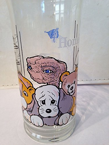 "1982 Pizza Hut Limited Edition E.T. Glass ""Home"""
