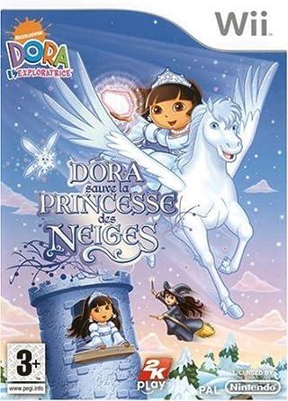SAUVE DS DORA DES TÉLÉCHARGER NEIGES PRINCESSE LA