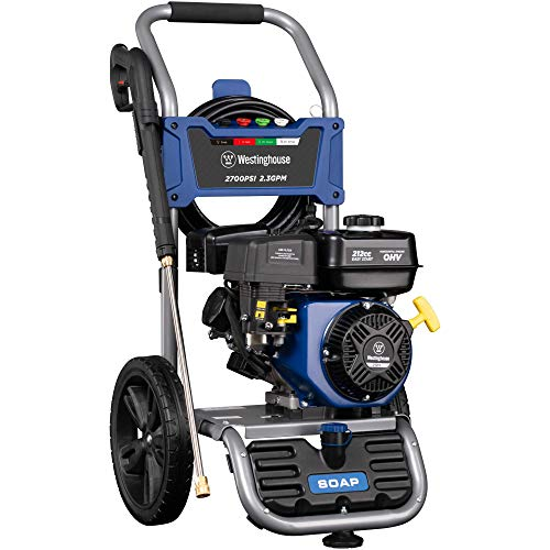 Westinghouse WPX2700 Gas Powered Pressure Washer 2700 PSI and 2.3