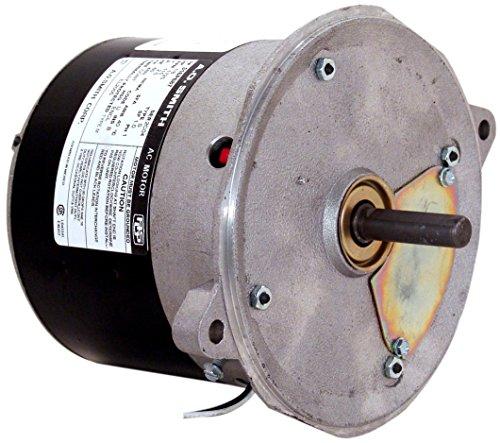 - Oil Burner Motor, 1/4 HP, 3450, 115 V, 48N