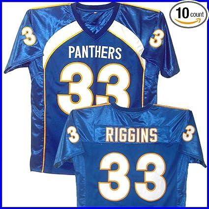 best sneakers a385e 91b8d Friday Night Lights Season III Blue Riggins Jersey