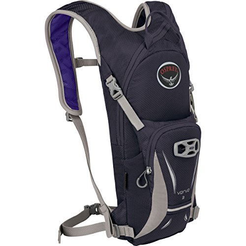 Osprey Packs Verve 3 Hydration Pack - Women's - 183cu in Raven Black, One Size