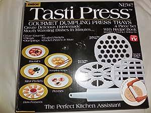 Emson Tasti Press Gourmet Dumpling Press Trays
