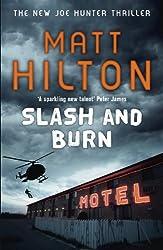 Slash and Burn: Joe Hunter: Book Three