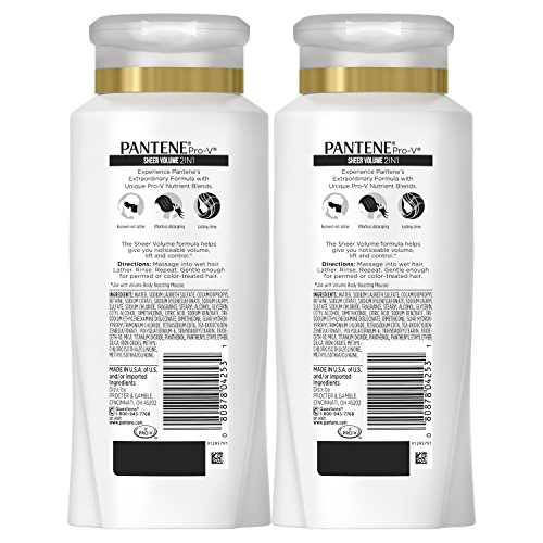 Buy 2in1 shampoo conditioner for fine hair