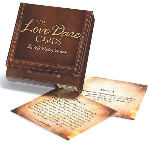 Love Dare Cards: 40 Daily - Stl Outlet Mall