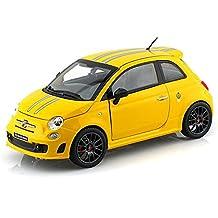 Fiat Abarth 695 Tributo Ferrari 1/24 Yellow