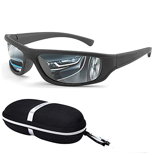 Amazon.com: HD Polarized Photochromic Sunglasses with Case ...