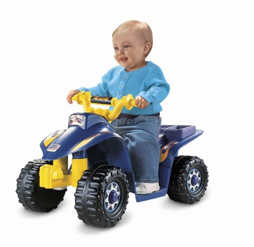 fisher price 3 wheeler - 2