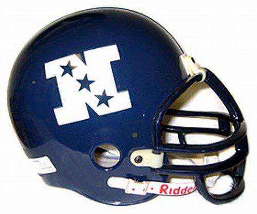 NFC Logo Riddell Deluxe Helmet