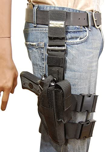 Barsony Holsters /& Belts Taille 22 Ruger Sig Walther S/&W Springfield Taureau Droit /étui tuckable