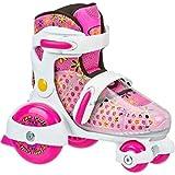 Roller Skates Fun Roll Girls' Jr. Adjustable, Small
