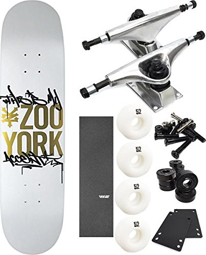 zoo york skateboard decks - 1