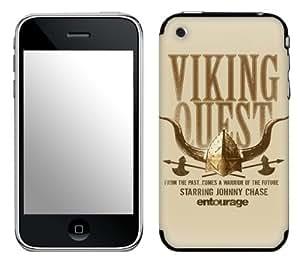 MusicSkins, MS-ENTG50001, Entourage - Viking Quest, iPhone 2G/3G/3GS, Skin
