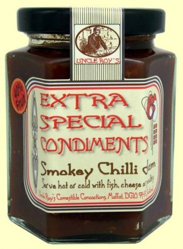 Extra Special Smokey Chilli Jam ()