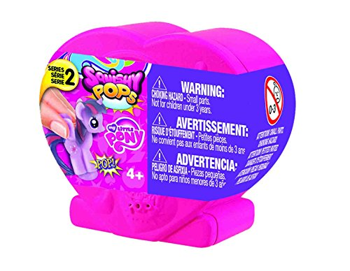 Tech4Kids My Little Pony Squishy Pop Figure (3 Pack) - Buy Online in UAE. Toy Products in the ...