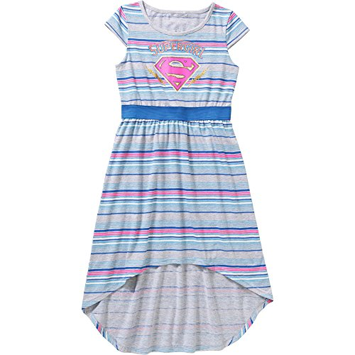 DC Su (Girls Superhero Dress)