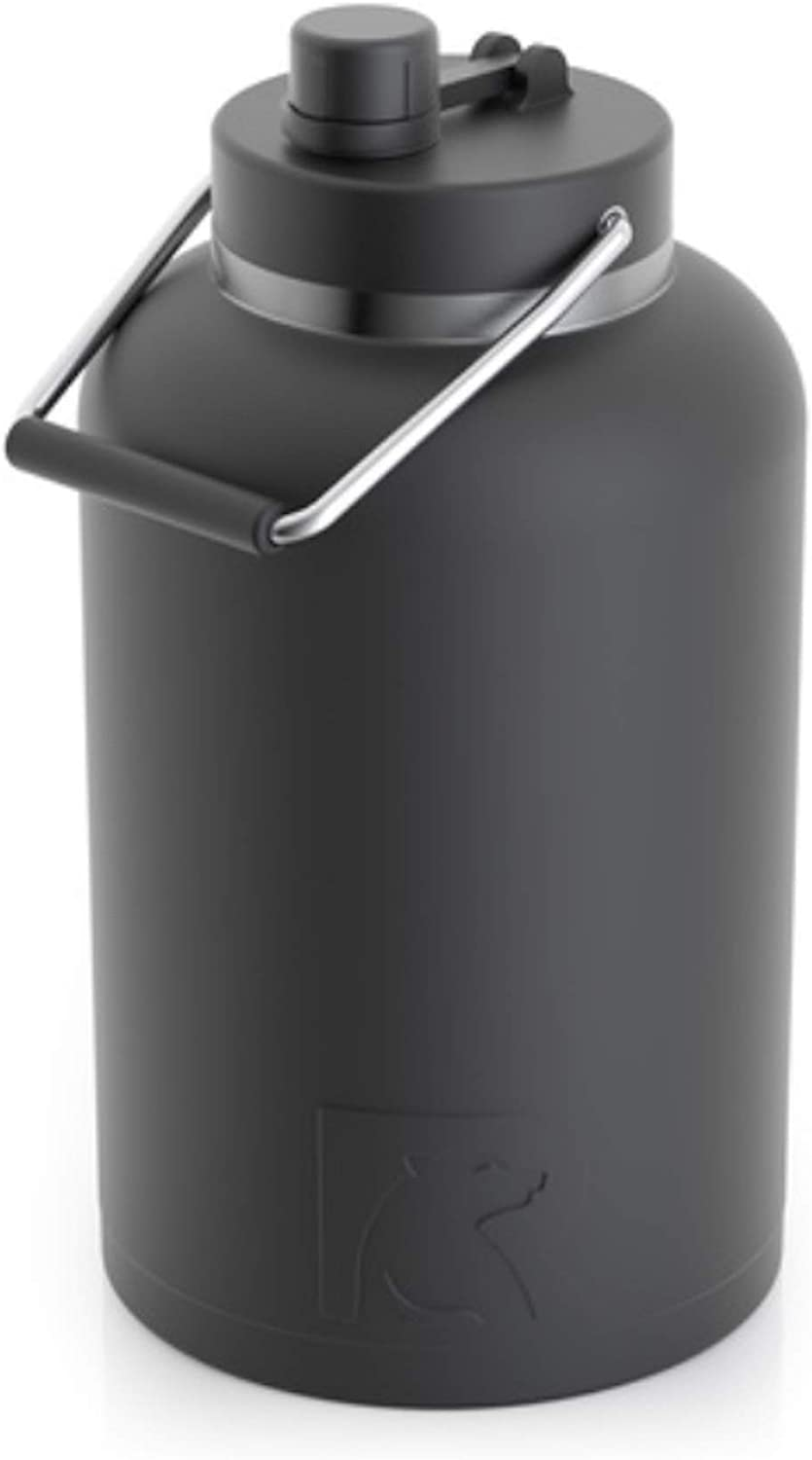RTIC Gallon, Black Matte