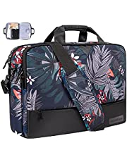 VANKEAN TSA Friendly 17 Inch Laptop Briefcase for Women, Stylish Shoulder Bag Water Proof Laptop Bag Satchel Tablet Bussiness Messenger Bag, Carrying Laptop Case