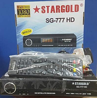 Star Gold SG-777 HD Automatic Network Search Satellite: Amazon com
