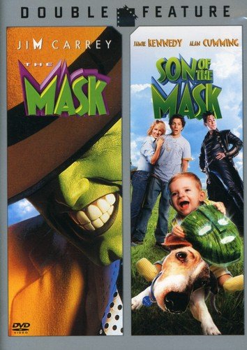 DVD : The Mask / Son of the Mask (Widescreen)