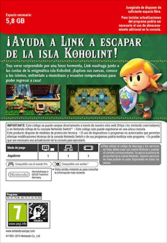 The Legend of Zelda: Links Awakening | Switch - Download ...
