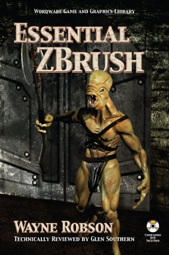 Download ESSENTIAL ZBRUSH (Wordware Game and Graphics Library) Pdf