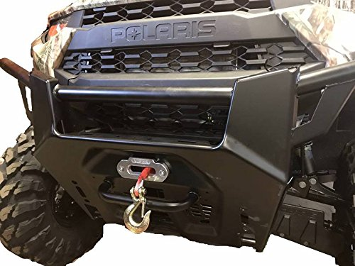 - Extreme Metal Products 2018 Polaris Ranger XP1000 Winch Mounting Plate 13613