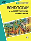 Band Today Band Book Clarinet, Ployhar, James D., 0769219691