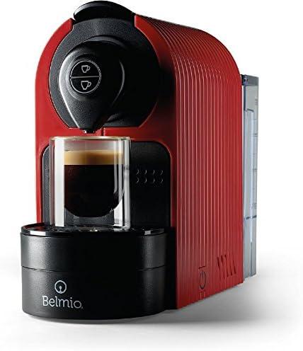 Belmio Bravissima Cafetera Espresso, compatible con cápsulas ...