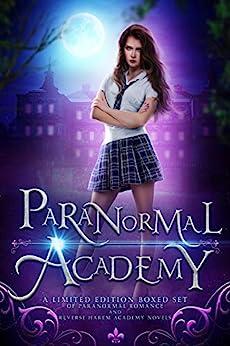 Paranormal Academy Reverse Harem Paranormal Romance Laura Greenwood