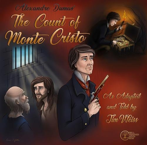 The Count of Monte Cristo: Two-Disc Set by The Well-Trained Mind Press (Image #1)