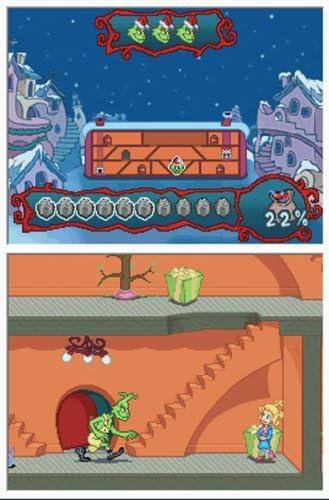 Amazon.com: Dr. Seuss: How The Grinch Stole Christmas - Nintendo ...