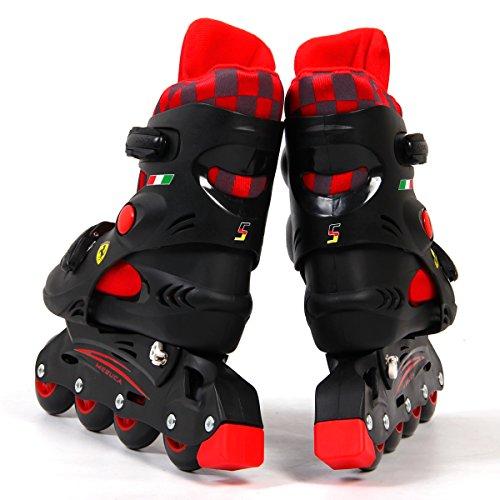 Ferrari Rollers pour débutant