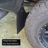 SUNPIE Universal Mud Flaps for Car SUV Truck