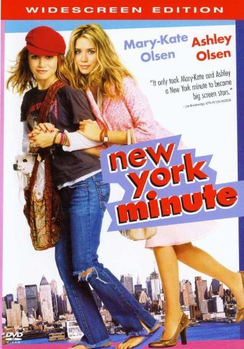 New York Minute POSTER Movie (27 x 40 Inches - 69cm x 102cm) (2004) (Style - Style Kate Ashley Mary And