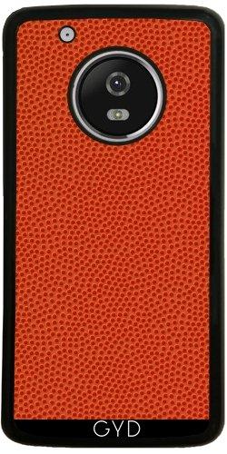 Funda de silicona para Moto G5 Plus - Baloncesto by wamdesign