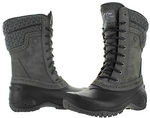 The North Face Shellista II Mid Donna Camoscio Stivale da Neve